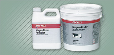 Great for plant maintenance, shop our line of Loctite Manga-Crete™ for your flooring repair needs